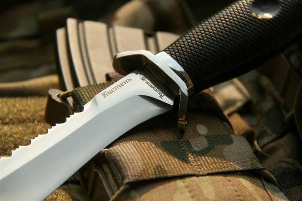 Тактический нож «Кистень» Оружие, Снаряжение, нож, длиннопост