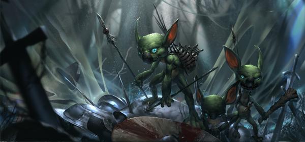 Свежие арты к Dark and Light Арт, Игры, Песочница, Dark and Light, MMORPG, длиннопост