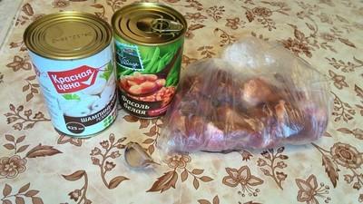 Голодный папа Мясо, Рецепт, Просто, Еда, Грибы
