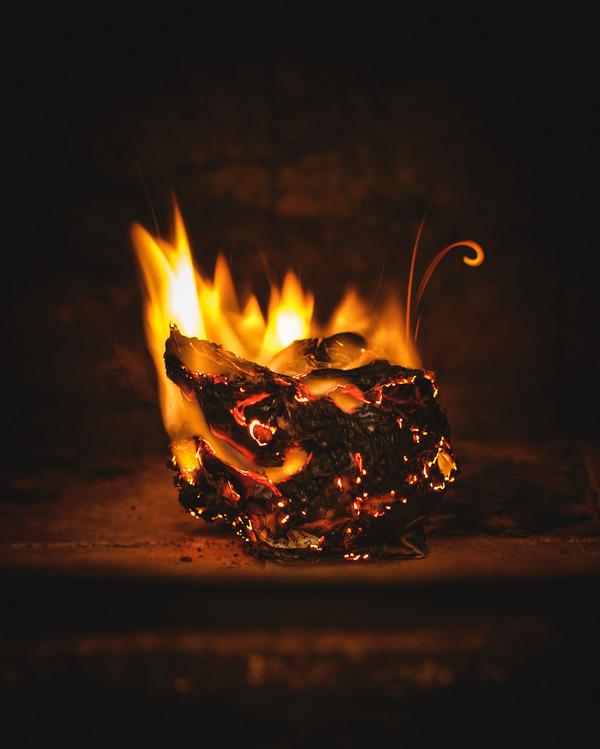 Огненный пост. фотография, огонь, пламя, костер, угли, длиннопост