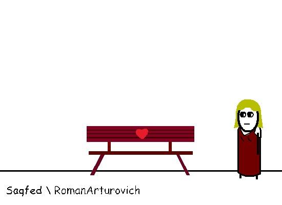 Влюбчивое (Анимированный комикс №25) Анимация, Гифка, CynicMansion, Комиксы