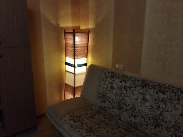 Напольный светильник, или наши руки не для скуки Рукоделие с процессом, Наши руки не для скуки, Напольный светильник, Длиннопост
