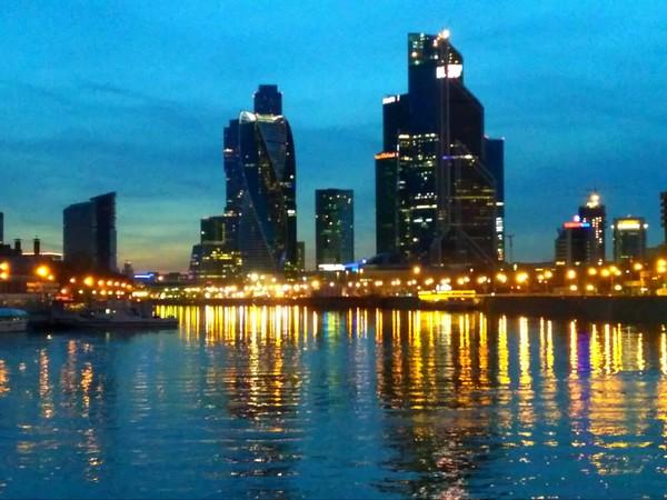 Москва ночью Москва, Ночь, Длиннопост