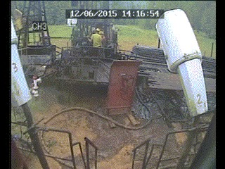 О работе нефтяников Нефтяники, Крс, Техника безопасности, Авария, Гифка, Длиннопост
