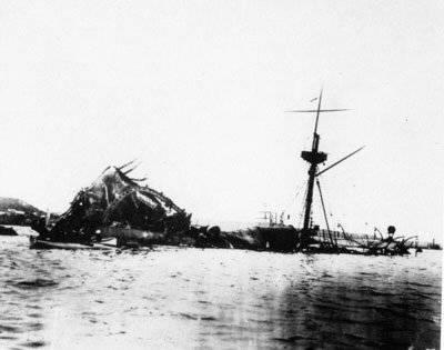 Взрыв крейсера Мэн. Война никогда не меняется. длиннопост, история, США, Испания, Война, информационная война, Копипаста, topwar