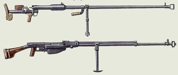 Оружие победы (Часть 18) Великая Отечественная война, Чтобы помнили, Оружие победы, ПТРД, ПТРС, Длиннопост
