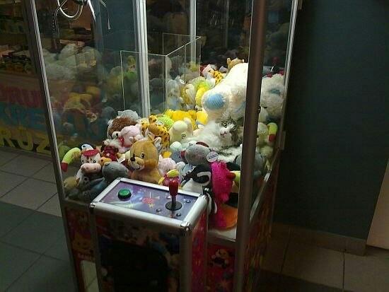 Игровые аппараты с игрушками игровые автоматы гараж