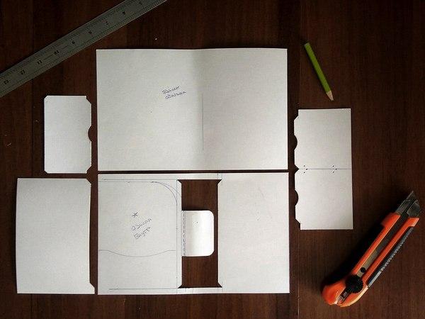 Кожа. Инструкция для рукожопа моё, длиннопост, мастер-класс, крафт, Кожевенное ремесло, ручная работа, своими руками, хуякхуякивпродакшн
