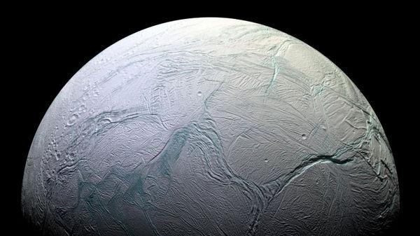 В океане Энцелада нашли геологические условия для возникновения жизни новости, Кассини, энцелад, океан, наука, космос, NASA, гифка