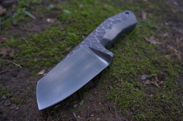 Титановый ножик шедевр, фотография, Видео, нож, титан, титановый ломик, мастер, из сети, длиннопост