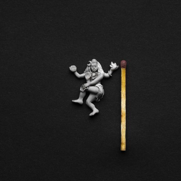 Шива Шива, Скульптурная миниатюра, Индия, Индуизм, Лепка, Скульптура, Полимерная глина
