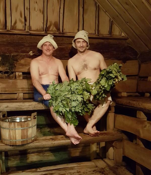 Сбабушкой бане истории фото фото 175-858