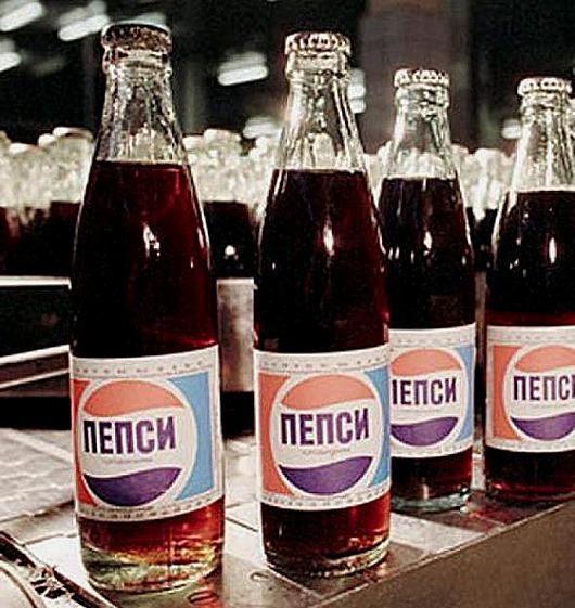 В каком году появилась пепси кола сколько бутылок кока кола