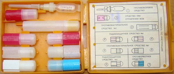 Аптечка индивидуальная Аптечка индивидуальная, Школа, Случай из жизни