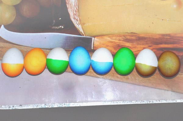 Проект покраски яек по стандарту TIA/EIA-568-B