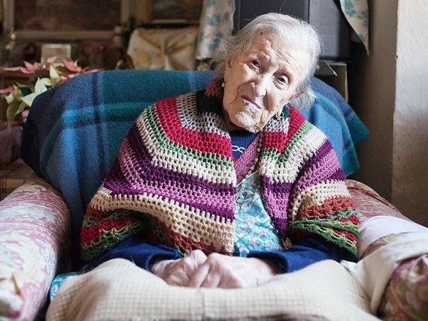 Сегодня умерла женщина, которая родилась в 19 веке! Интересные люди, Люди, Эмма Морано, Самый старый человек, Самый пожилой, Рекордсмен