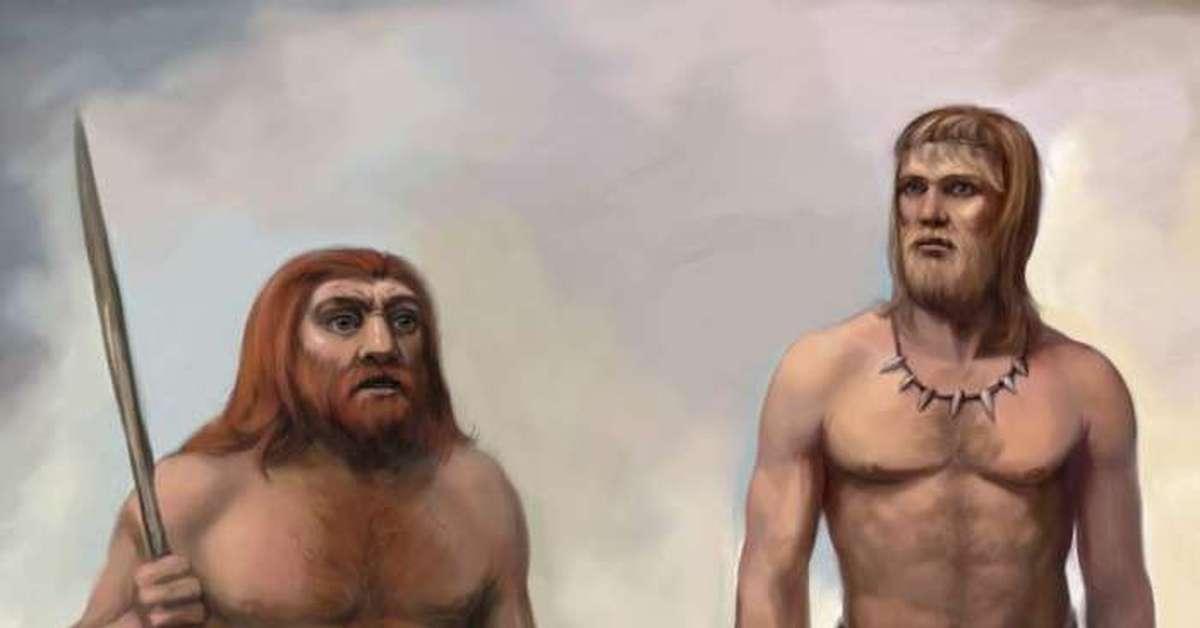 Два мира: неандертальцы и кроманьонцы. 30 кратких фактов о их жизни