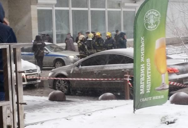 В Санкт-Петербурге в руках у 17-летнего парня взорвался пакет Санкт-Петербург, Взрыв, Новости