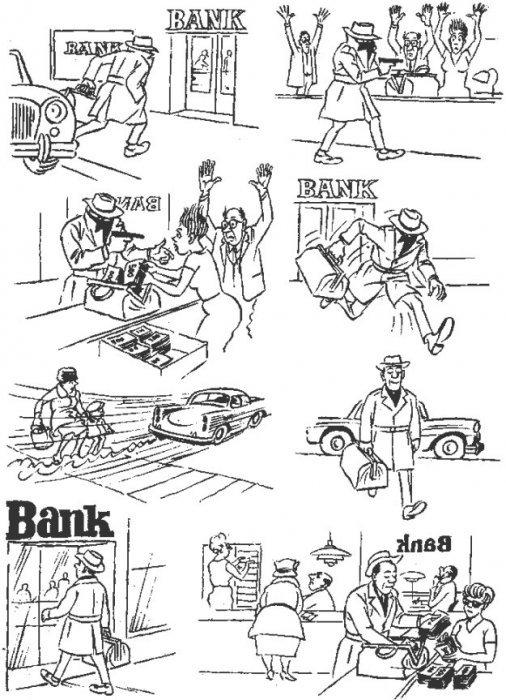 Классика карикатуры: Херлуф Бидструп Карикатура, Комиксы, Херлуф бидструп, Длиннопост