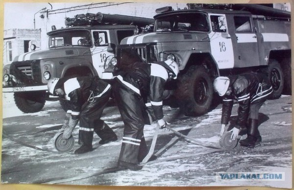 17 апреля - День Советской пожарной охраны Пожарная охрана, Профессиональный праздник, Апрель, СССР, История, Длиннопост
