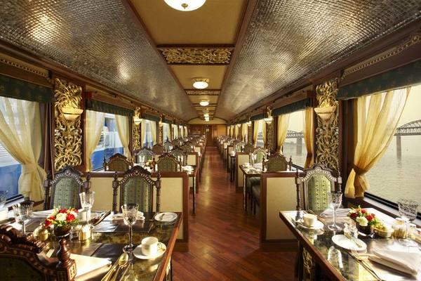 9 самых шикарных поездов мира, за билетами на которые люди охотятся месяцами! поезд, поездка, роскошь, не мое, Картинки, купе, путешествия, длиннопост