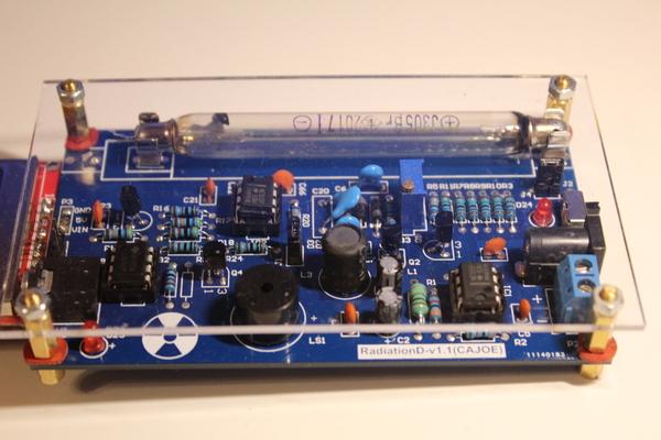 Счетчик Гейгера для Arduino Счетчик Гейгера, Радиация, Arduino, Diy kit, Длиннопост