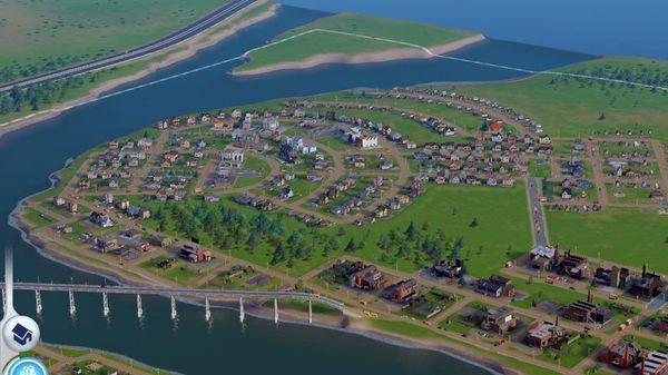 Как стать мэром (подборка градостроительных симуляторов) Видеоигра, Симулятор, Город, SimCity, Cities: Skylines, Подборка, Статья, Длиннопост