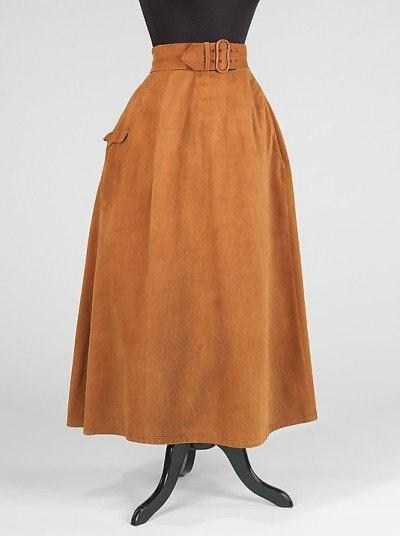 Женский костюм для верховой езды, 1896 год. 19 век, История моды, Длиннопост