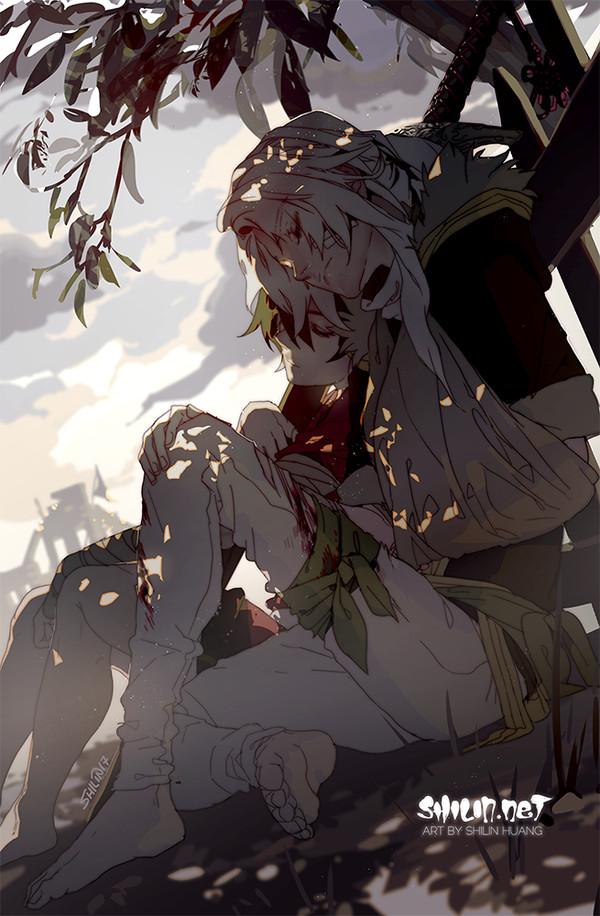 Respite Anime Art, аниме, Anime Original