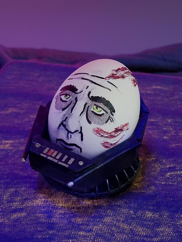 Люк, я твоё яйцо