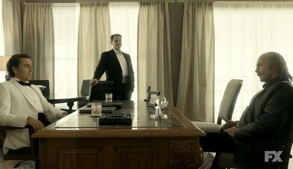 Fargo 3. Первая серия вышла прошлой ночью.