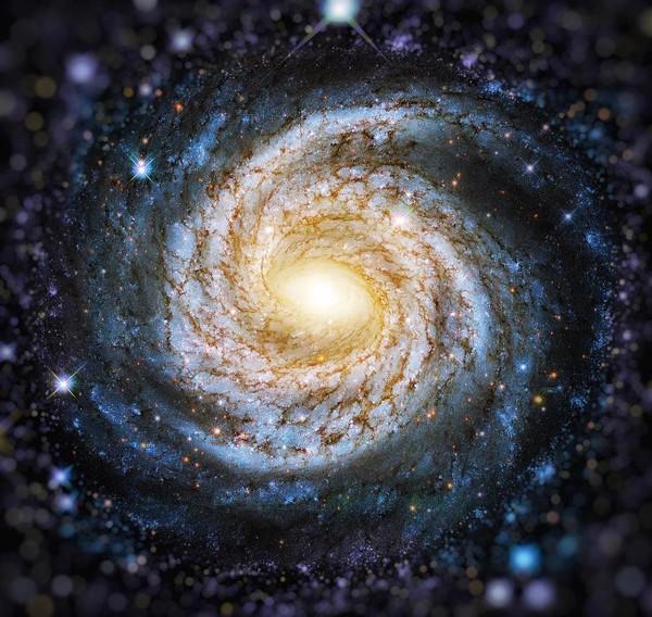 Галактики и туманности космос, галактика, длиннопост, туманность