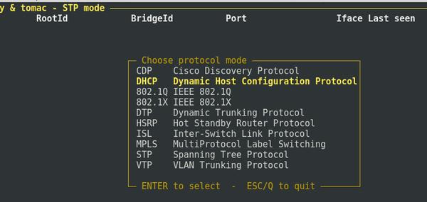 Атаки на сетевое оборудование с Kali Linux + рекомендации по защите. информационная безопасность, взлом, пентест, Yersinia, Cisco, Kali Linux, длиннопост