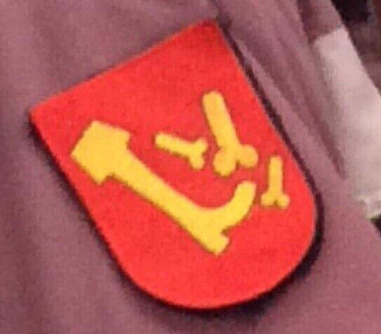 Фамильный герб Герб, Пинать х*и, Нашивка, Картинки