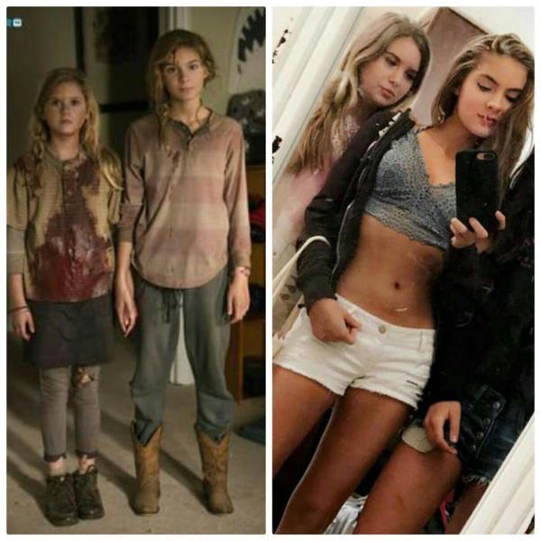 До и после зомби-апокалипсиса