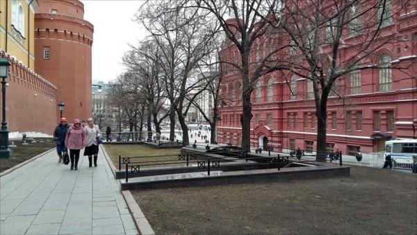 Чего не знают москвичи о Красной площади Красная площадь, Москва, Туалет, Общественный туалет, WC, Длиннопост