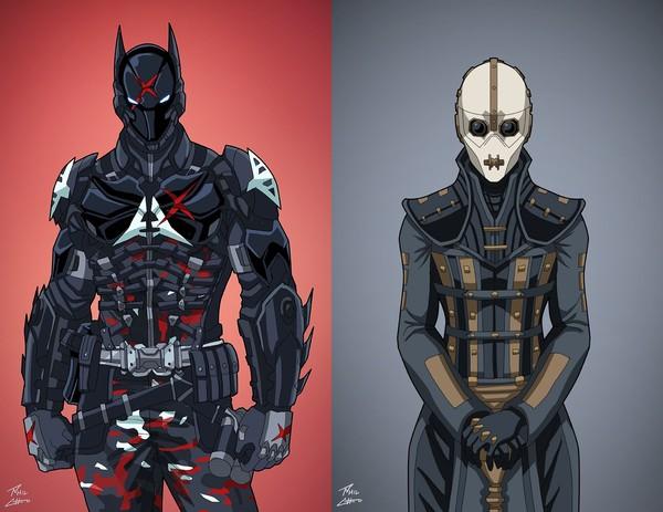 Арты с персонажами DC Comics от художника Phil Cho (16 часть) DC, Dc comics, арт, длиннопост, супергерои, Комиксы, Marvel, power rangers
