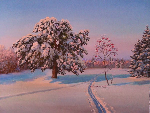 Лыжня зовёт