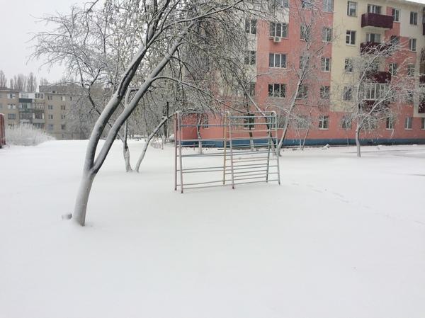 Как быстро бл.... весна настала Зима, Весна, Перемена погоды