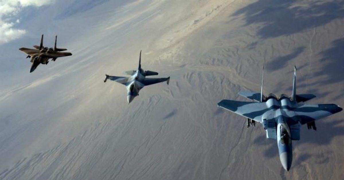 Картинки по запросу Случайность или нет? Американские истребители F-15 ударили по курдам