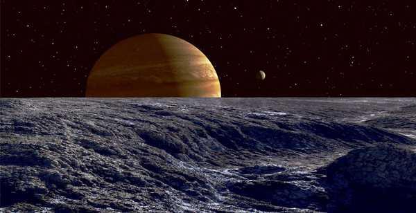 NASA и ESA объявили о совместной миссии по поиску жизни на Европе наука, космос, внеземная жизнь, NASA, ESA