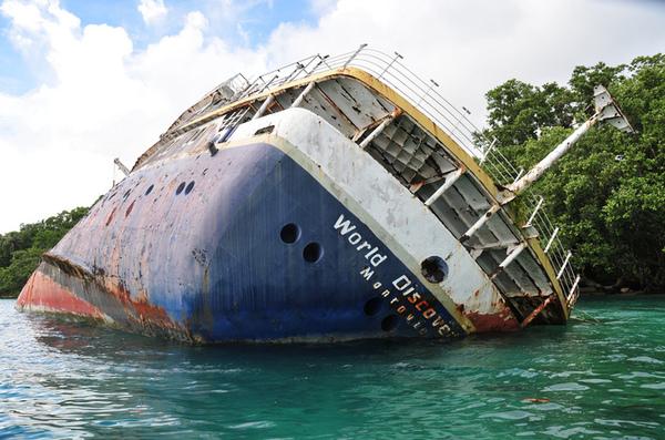 Затонувшие корабли —  призраки в реальном мире Корабль-Призрак, Море, История, Тайны, Фотография, Длиннопост