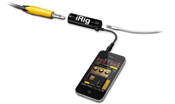 Сравнение iRig и iRig HD Гитара, Бас-Гитара, Музыка, Irig, Сравнение, Видео, Длиннопост
