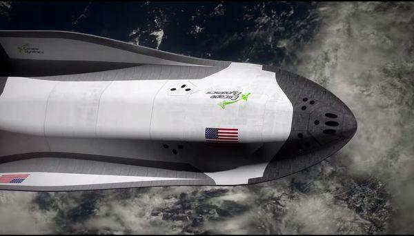На микроволнах в космос Космос, Ракетостроение, Гражданская космонавтика, Космические стартапы, Видео, Длиннопост