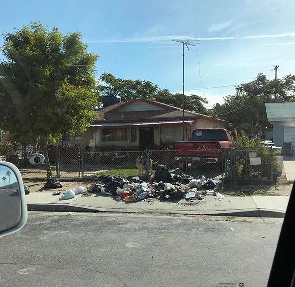 Обратка для м@дака фотография, свалка, мусор, нехороший человек, ответка, imgur