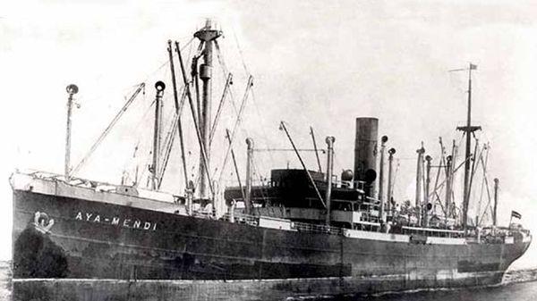 В Крыму найден пароход с награбленными гитлеровцами сокровищами Сокровища, Дайвер, Деньги, Длиннопост, Фейк