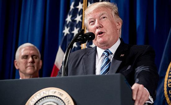 Трамп предложил Южной Корее заплатить $1 млрд за размещение системы ПРО События, Политика, США, Дональд трамп, Южная корея, Про, Thaad, Рбк