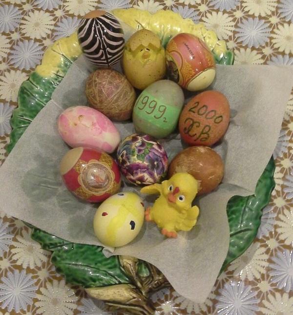 Частички детства пасха, яйца, Детство, бабушка, традиции