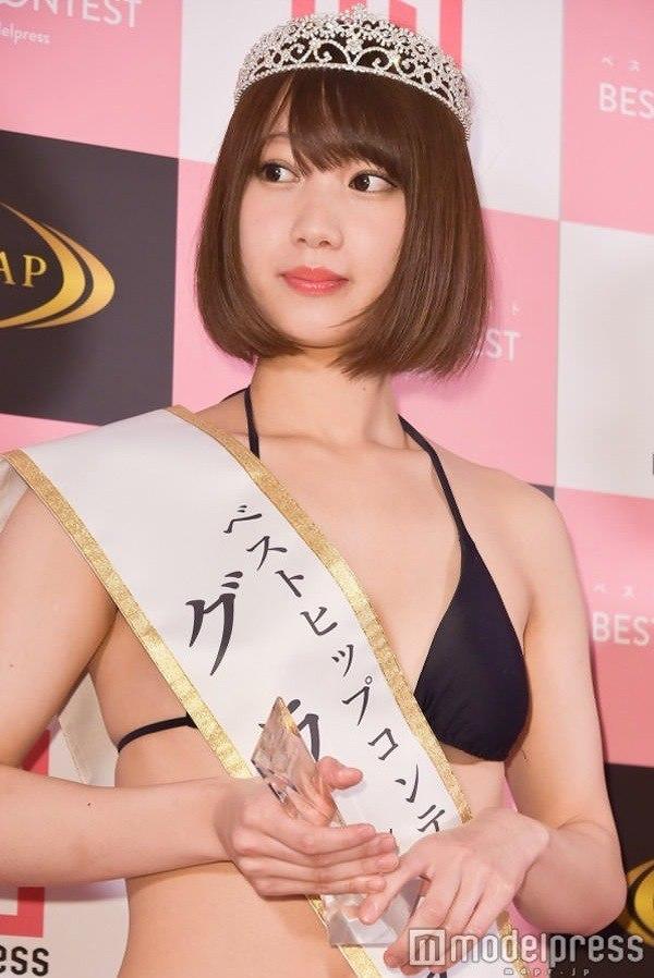 Конкурс на лучшие ягодицы прошел в Японии. Его победительницей стала 23-летняя Такано Юми. Фотография, Япония, Японский интернет, Ягодицы, Такано Юми, Длиннопост