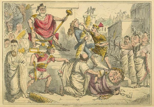 Правильный военачальник, правильные обычаи (Испания времён Римской Республики/Серторианская война) история, Интересное, Испания, верность, Серторий, римская республика, забавное, познавательно